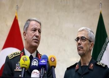 تركيا وإيران تتفقان على تطوير التعاون العسكري وأمن الحدود