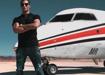 هل انضم «محمد رمضان» لنادي مالكي الطائرات الخاصة؟