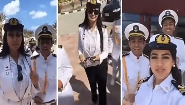 أميرة بدون حجاب.. أول سعودية تحمل لقب كابتن بحري