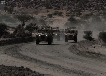 السعودية وفرنسا تبدآن تمرين «الريك 2» للحروب الجبلية