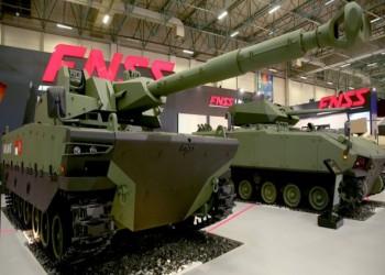 اختبار الدبابة التركية «النمر» في إندونيسيا تمهيدا لتصديرها