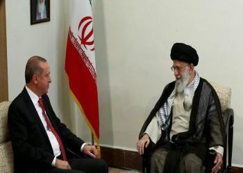 في لقاء استمر 70 دقيقة.. «أردوغان» يلتقي «خامنئي» بطهران