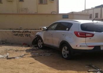 مصرع سيدة كانت تتعلم القيادة بحادث مروري في جدة