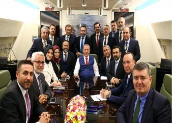أردوغان يتعهد بـ«إجراءات» ردا على ضم كركوك لاستفتاء كردستان