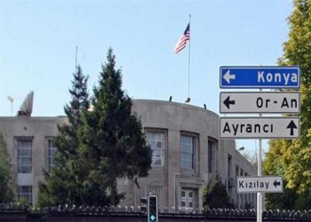 انزعاج أمريكي من القبض على موظف في قنصليتها بإسطنبول