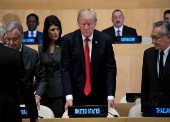 «واشنطن بوست»: «ترامب» يعتزم رفض الاتفاق النووي مع إيران