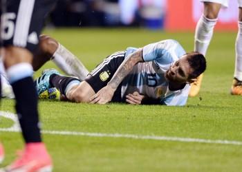 الأرجنتين تواصل نزيف النقاط وتبتعد عن المونديال