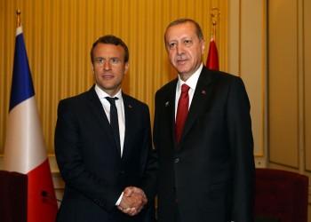 «أردوغان» و«ماكرون» يؤكدان ضرورة الحفاظ على وحدة سوريا والعراق