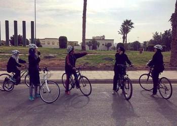 قائدة «بسكليتة» تكشف سبب توقفهن عن ركوب الدراجات بجدة