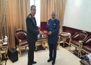 رئيس الأركان القطري يلتقى نظيره التركي بإسطنبول