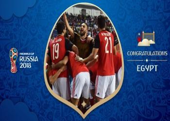 مرحبا بـ«الحضري».. حساب كأس العالم يضم مصر  لقائمة المتأهلين