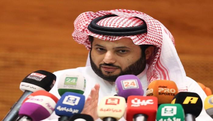«تركي آل الشيخ».. الحاكم بأمره في الرياضة السعودية