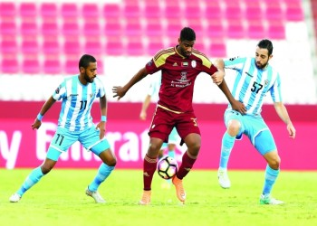 الوصل والوحدة في صراع ناري على قمة الدوري الإماراتي
