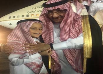 صورة لـ«بن نايف» في الرياض.. وناشطون: قديمة لتهدئة الأسرة الحاكمة