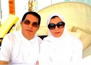 المخلوع «بن علي» يظهر في دبي خلال خطوبة ابنته (صورة)