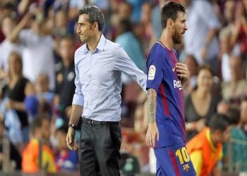 هل يقتل «فالفيردي» نجمه «ميسي» أمام «أتلتيكو مدريد» اليوم؟