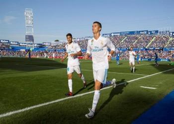 «رونالدو» يكسر صيامه ويقود «ريال مدريد» للفوز على «خيتافي»