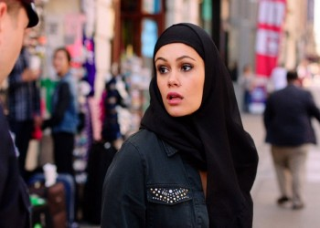 ممثلة سعودية تشارك بمسلسل «أمازون» المقبل أمام نجم هوليوودي