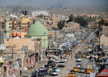 فرض حظر التجوال في كركوك العراقية