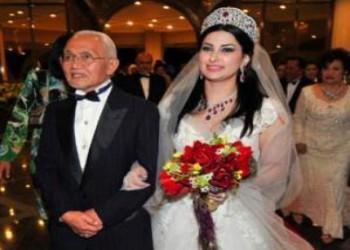 مفاجأة «جوجل» عن اللاجئة السورية التي تزوجت حاكما ماليزيا