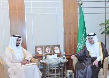 «شخبوط آل نهيان» سفيرا جديدا للإمارات في السعودية