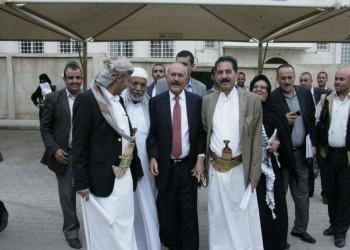 «صالح» يظهر مجددا مع الفريق الطبي الروسي في صنعاء