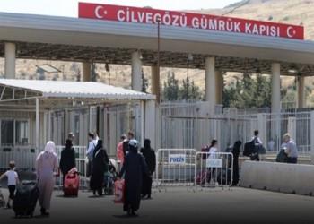 تركيا تعيد فتح معبر «جلوة غوزو» الحدودي مع سوريا