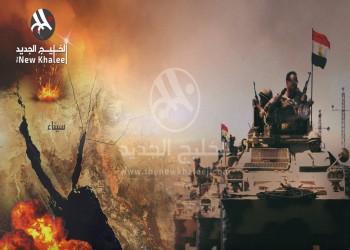 «ولاية سيناء» يصعد عمليات ضد الجيش.. 4 مآرب لذلك
