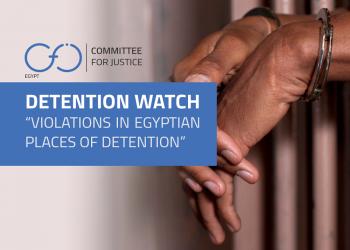 «لجنة العدالة» السويسرية: 82 حالة إخفاء قسري خلال أسبوعين بمصر