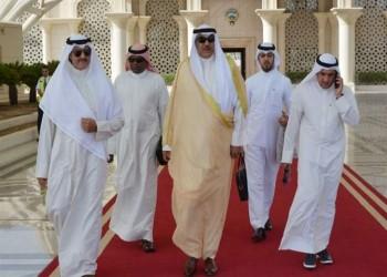 وزير خارجية الكويت يغادر إلى قطر في زيارة عمل