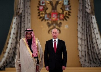 «ناشيونال إنترست»: السعودية تسير على خطا تركيا في علاقتها مع روسيا