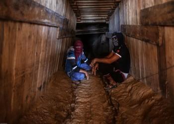 اختفاء 3 عمال فلسطينيين على الحدود بين غزة ومصر
