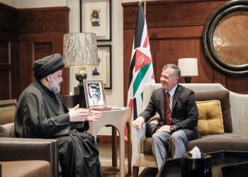 العاهل الأردني و«الصدر» يبحثان مستجدات الأوضاع على الساحة العراقية