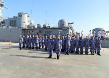انضمام الفرقاطة الكورية الجنوبية «شباب مصر» إلى القوات البحرية