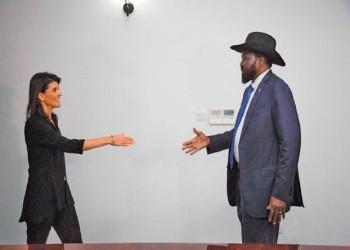 سفيرة أمريكا بالأمم المتحدة: فقدنا الثقة في جنوب السودان
