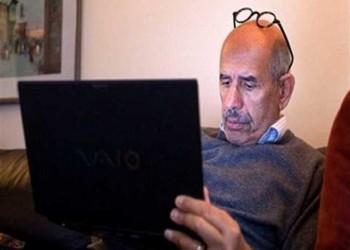 «البرادعي» يحجب 30 ألف من متابعي حسابه على «تويتر»
