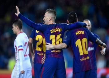 الدوري الإسباني.. برشلونة يصطدم مع بلباو وفالنسيا يسعى لمواصلة مطاردته
