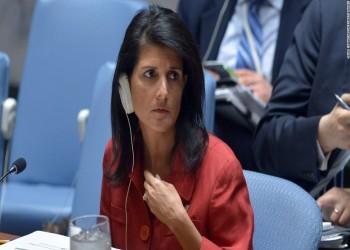 سفيرة أمريكا لدى الأمم المتحدة تتراجع: قطر لا تمول «حماس»
