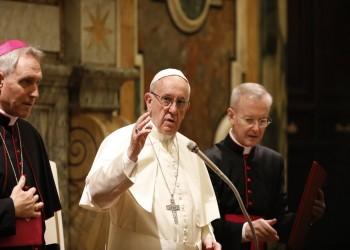 بابا الفاتيكان يدعو لزيادة الخصوبة وينتقد قلة المواليد بأوروبا