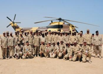 تدربيات عسكرية للجيش الكويتي بالذخيرة الحية لمدة 10 أيام