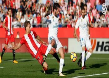 مفاجأة.. جيرونا الكتالوني يسقط ريال مدريد بثنائية