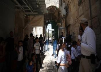 وزير القدس: سلخ أحياء فلسطينية عن مدينة القدس «تطهير عرقي»