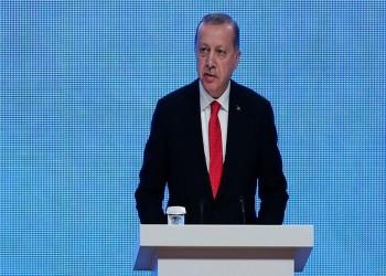 «أردوغان»: سكة حديد باكو- تبليسي- قارص ستجلب الازدهار والاستقرار