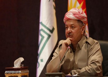 «بارزاني» يستقيل تاركا مهمة المصالحة مع بغداد لابن شقيقه
