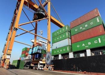 ارتفاع الصادرات التركية 15.6% الشهر الماضي