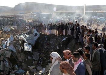 قلق أممي لمقتل مدنيين بصعدة في غارة للتحالف العربي