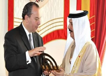 ملك البحرين قال قولا لا يليق بمكانته السامية