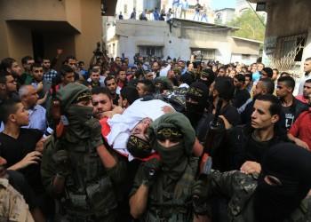 (إسرائيل) تقر باحتجاز جثامين 5 من شهداء «نفق المقاومة»