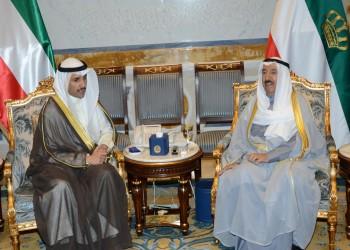 أمير الكويت: سنتخذ أي قرار يضمن أمن البلاد واستقرارها