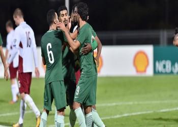 استعدادا لمونديال روسيا.. السعودية تفوز على لاتفيا بهدفين نظيفين